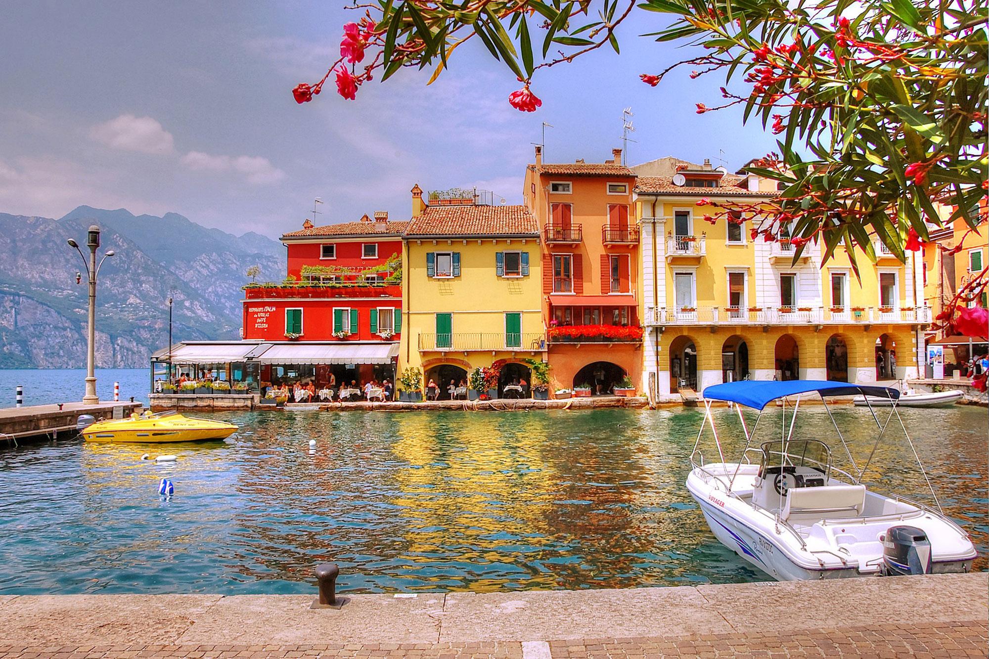 Tagesreise Gardasee