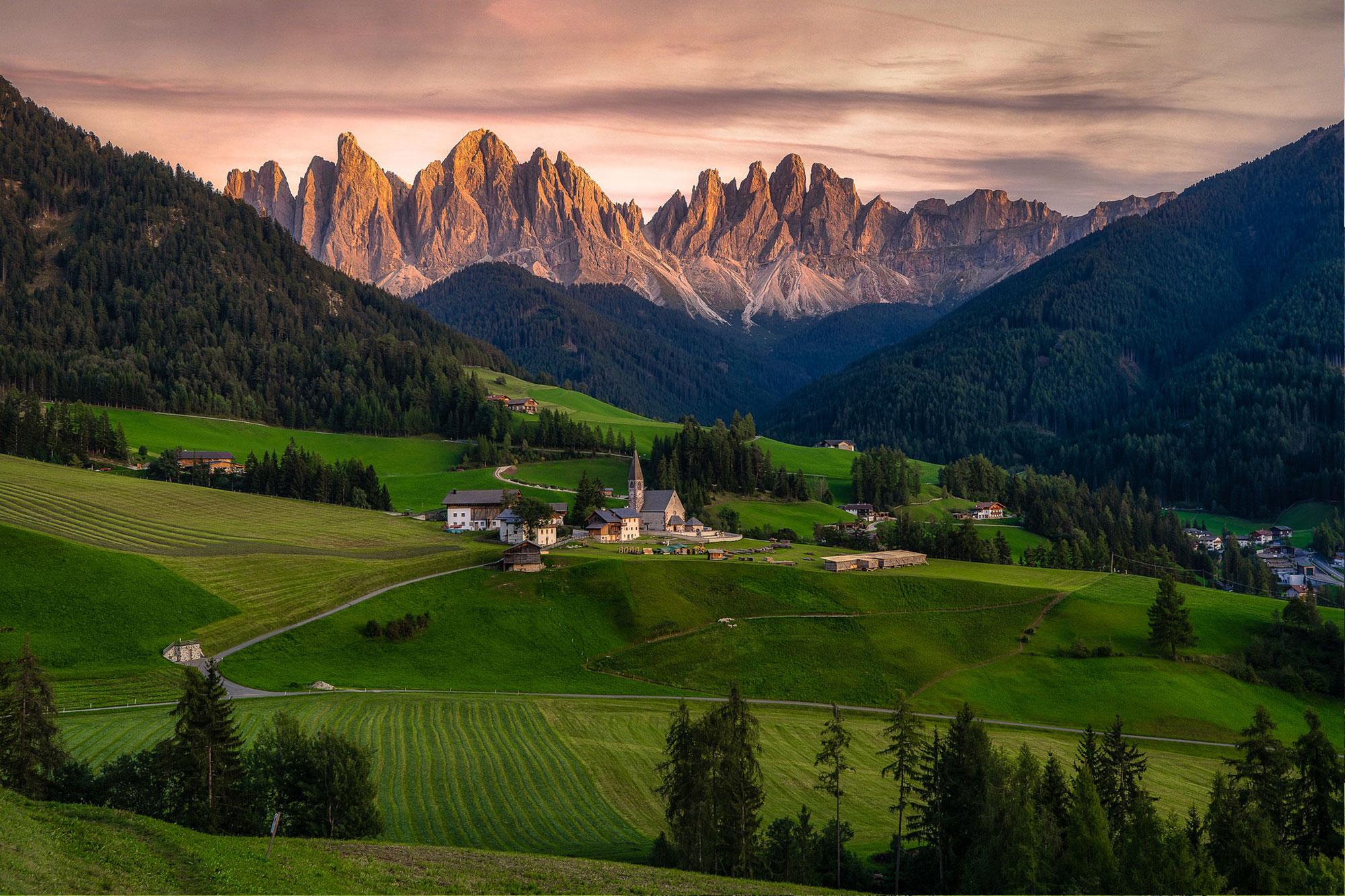 Tagesreise Dolomiten